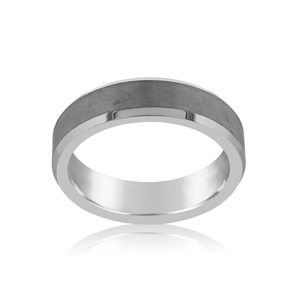 Tungsten Wedding Band photo