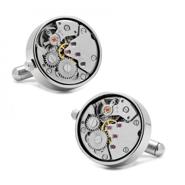 Watch Movement Cufflinks photo