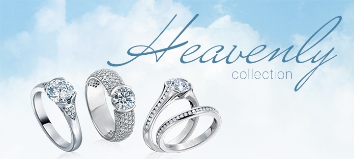 heavenly bridal collection